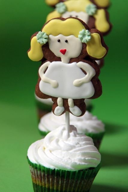 עוגיות ג'ינג'ר מקושטות9