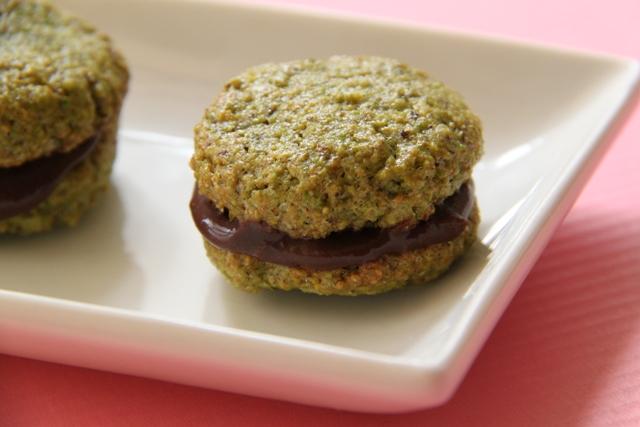 עוגיות לפסח: עוגיות פיסטוק ושוקולד4