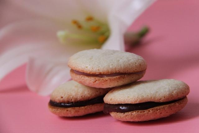 עוגיות לפסח: עוגיות אמרטי ועוגיות פיסטוק ושוקולד