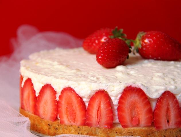 עוגת לימון ופרג13