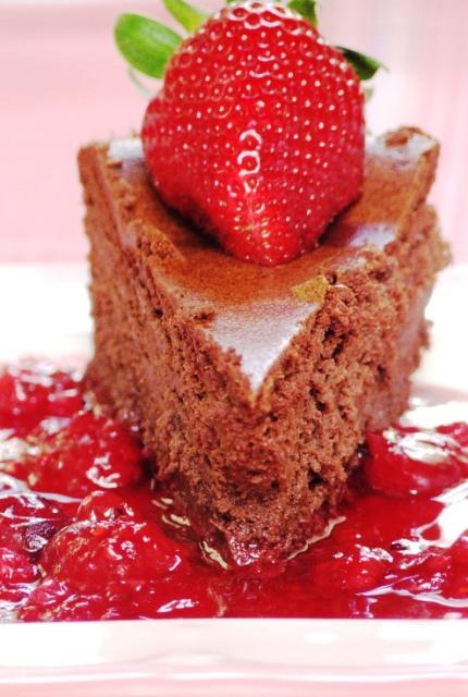 עוגת שוקולד לפסח1