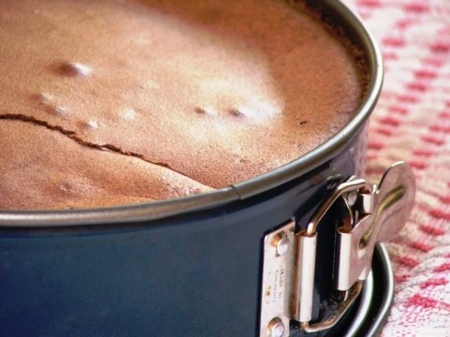 עוגת שוקולד לפסח4