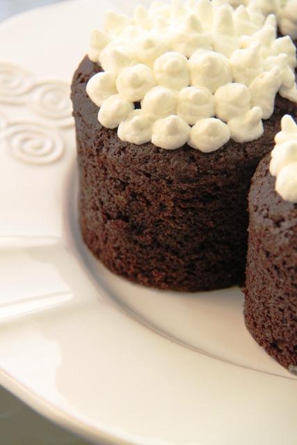 קאפקייקס שוקולד וקרם מרשמלו8