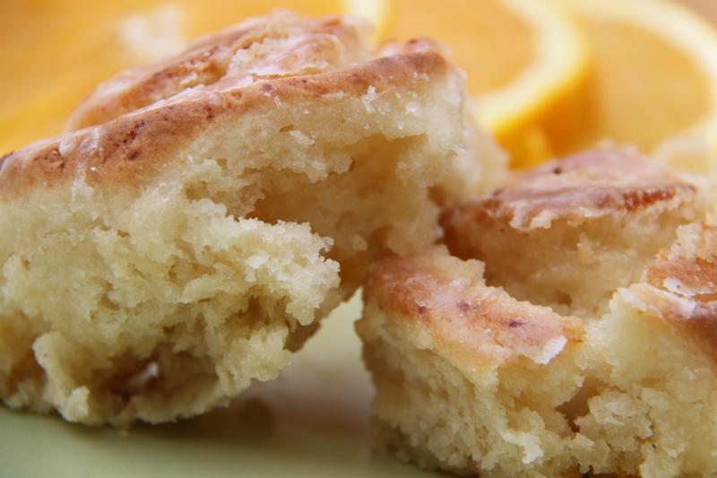 עוגת שושנים דמוית שמרים בניחוח תפוזים_13