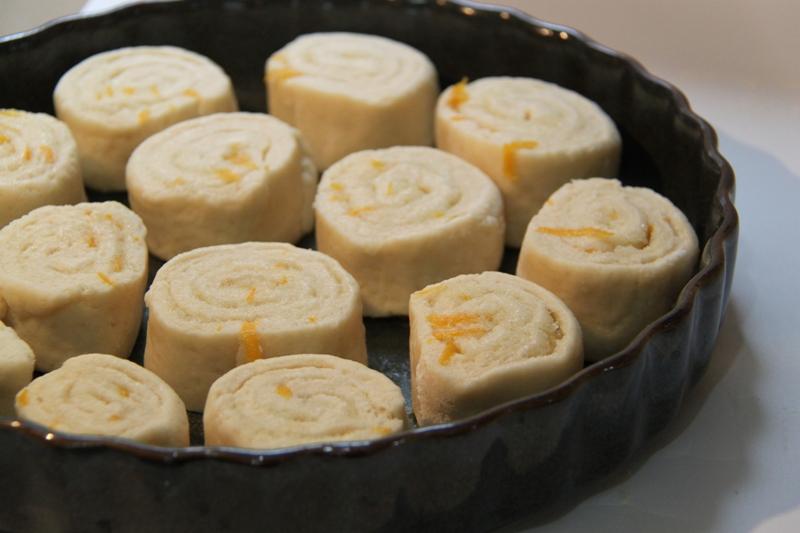 עוגת שושנים דמוית שמרים בניחוח תפוזים_6