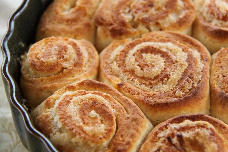 עוגת שושנים דמוית שמרים בניחוח תפוזים_9