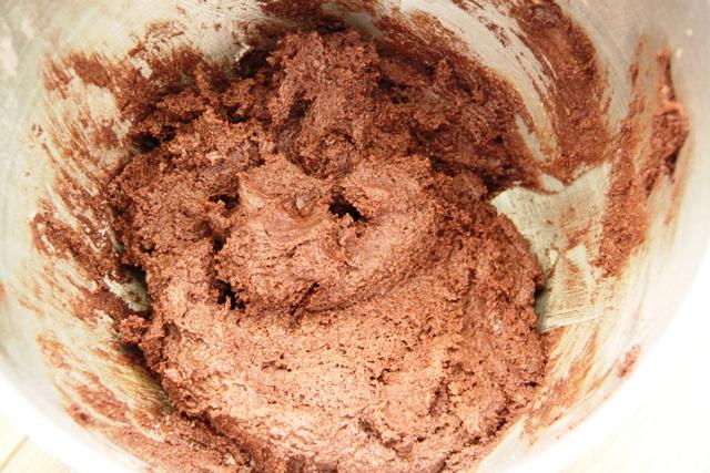 עוגיות שוקולד במלית טופי קרמל וקפה2