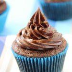 קאפקייקס שוקולד וקרמל מלוח11