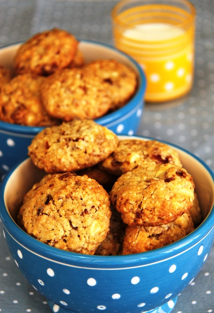 עוגיות שיבולת שועל5