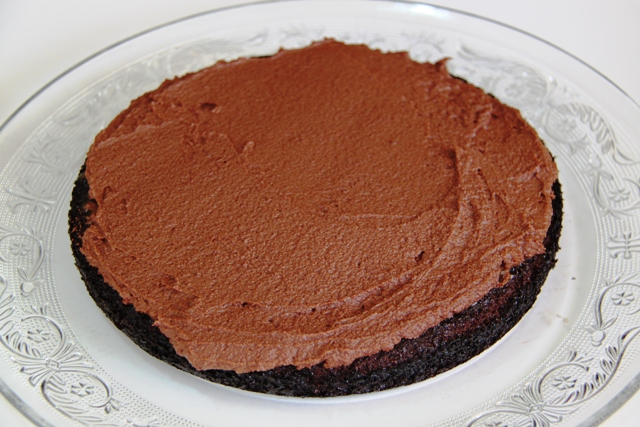 עוגת שוקולד וקרמל מלוח7