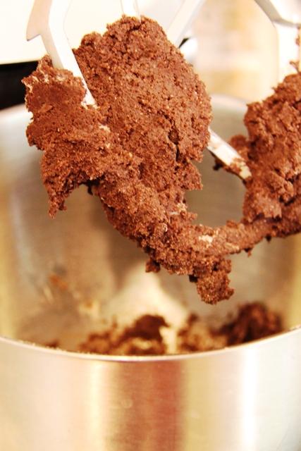 עוגיות טביעת אצבע שוקולד וקרמל1