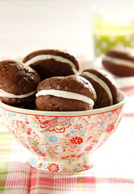 Whoopi Pie – וופי פאי שוקולד וקרם מרשמלו
