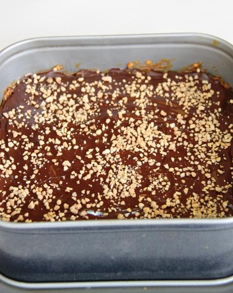 עוגת סניקרס7