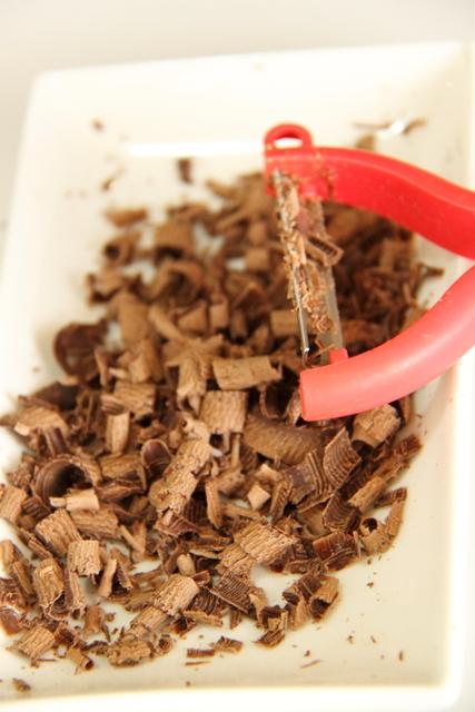 פאי בננה, שוקולד ווניל11