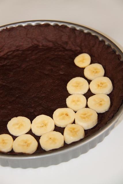 פאי בננה, שוקולד ווניל6
