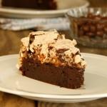 עוגת שוקולד ומרנג לוז כשרה לפסח