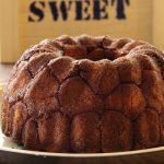 עוגת שמרים וקינמון (או לחם קופים)