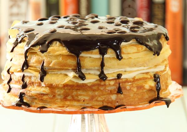 עוגת קרפ צרפתי