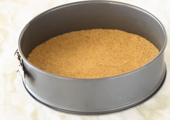 עוגת גבינה פאי פקאן