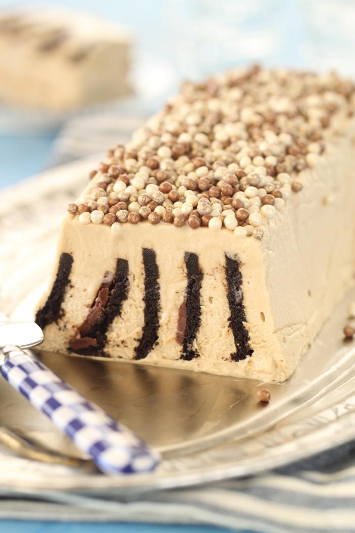 עוגת ביסקוויטים מוקה ומרשמלו8
