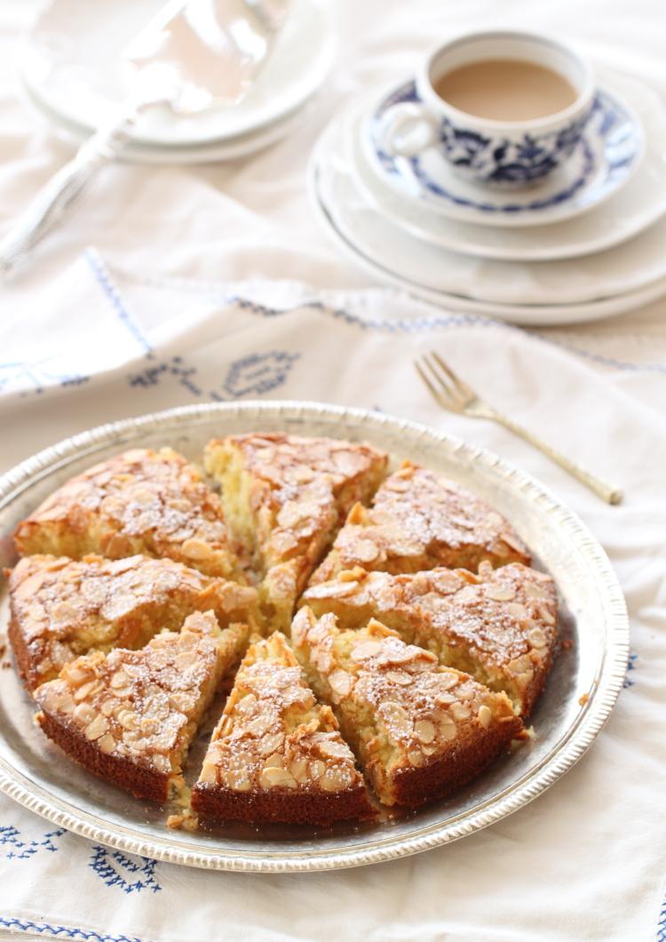 עוגת שקדים וקוקוס לפסח