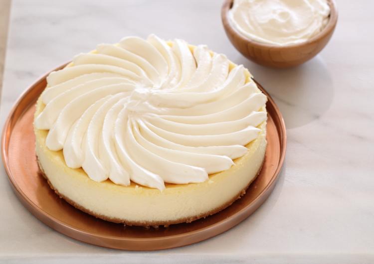 עוגת מסקרפונה ולימון איטלקית