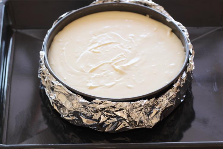 עוגת גבינה איטלקית