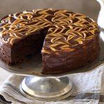 עוגת שוקולד וחמאת בוטנים ללא קמח