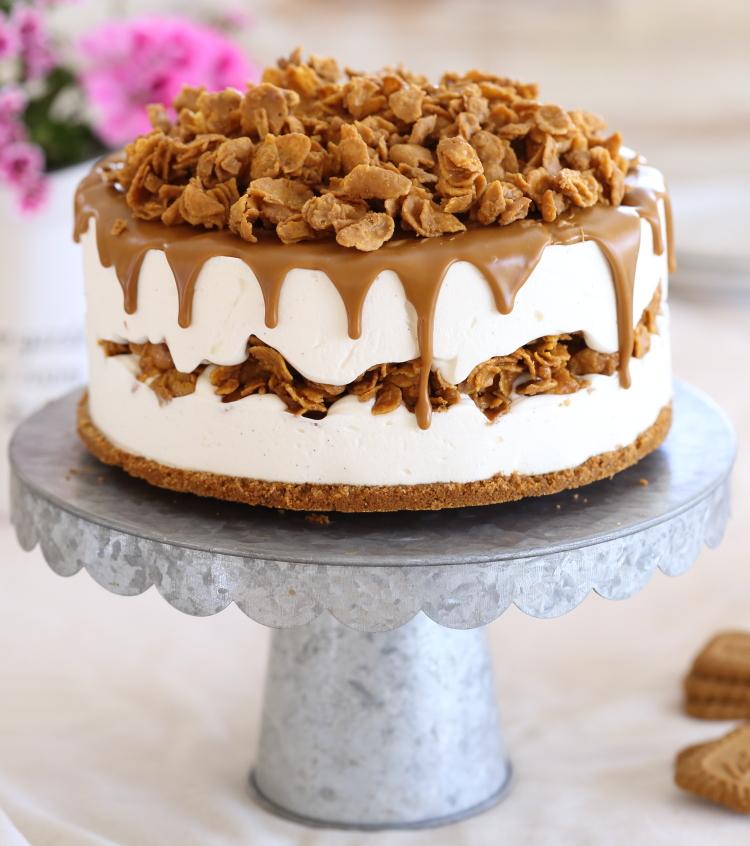 עוגת מסקרפונה ולוטוס קפואה2