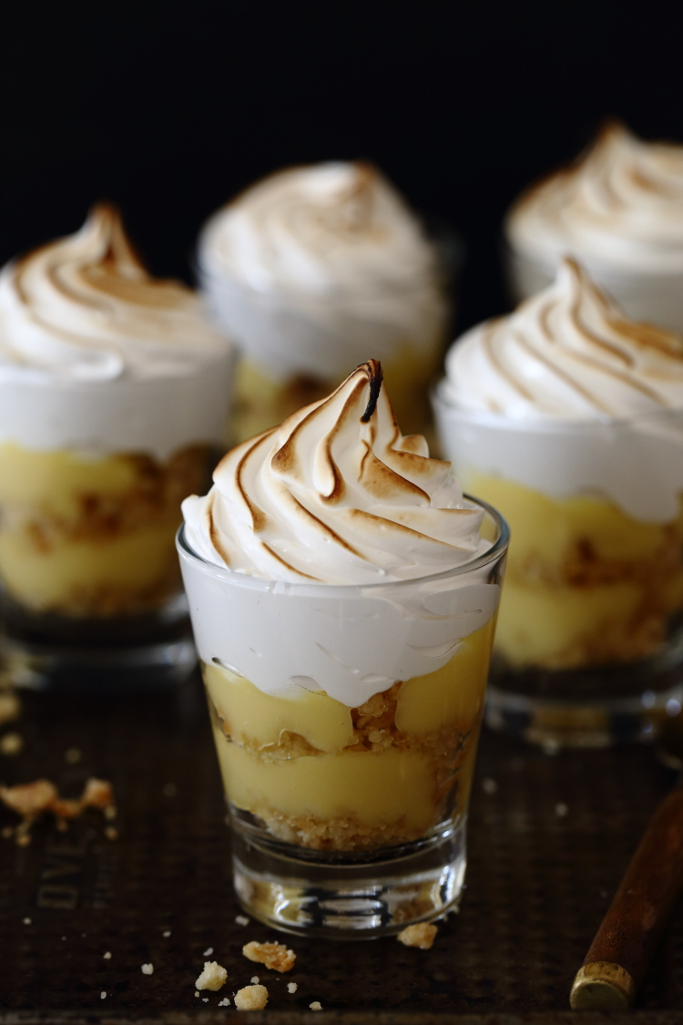 passion fruit coconut trifle