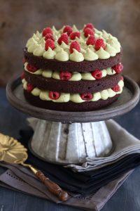 pistachio white chocolate raspberry brownie