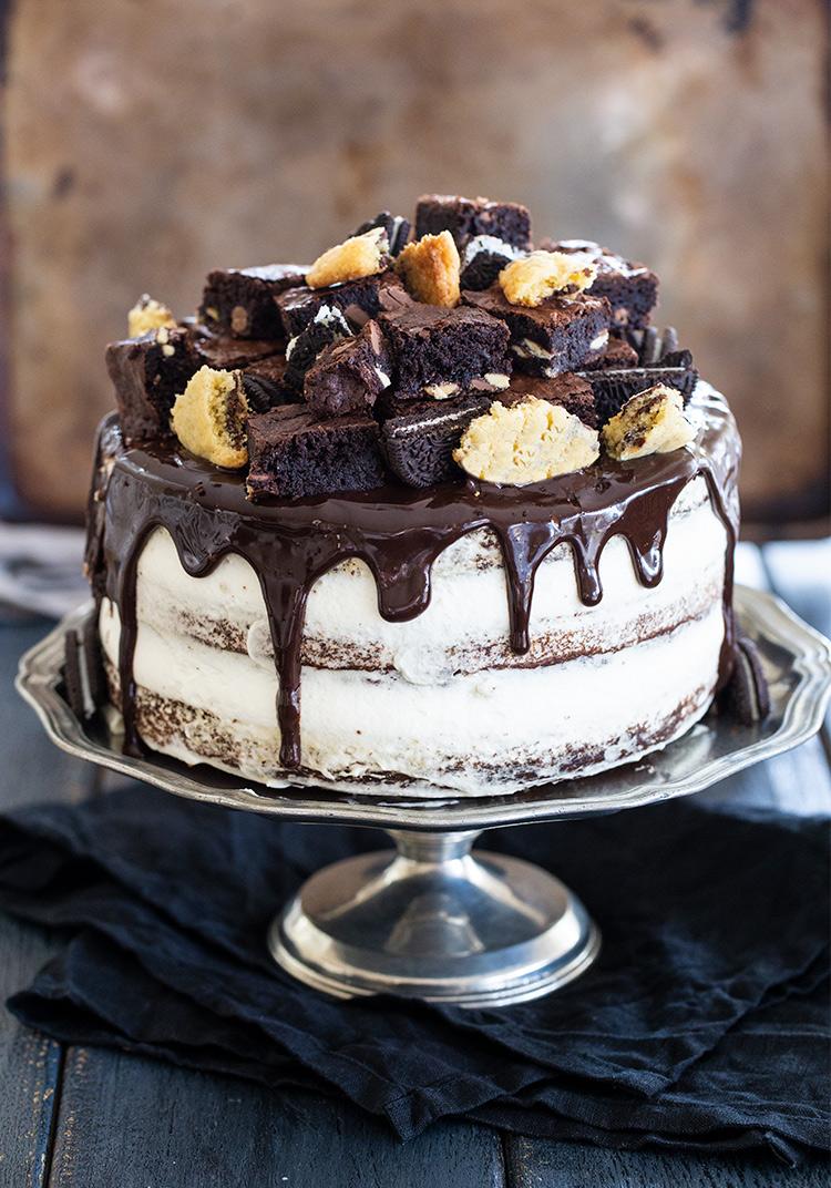 עוגה שכבות מטורפת