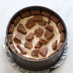 עוגת גבינה טים טם