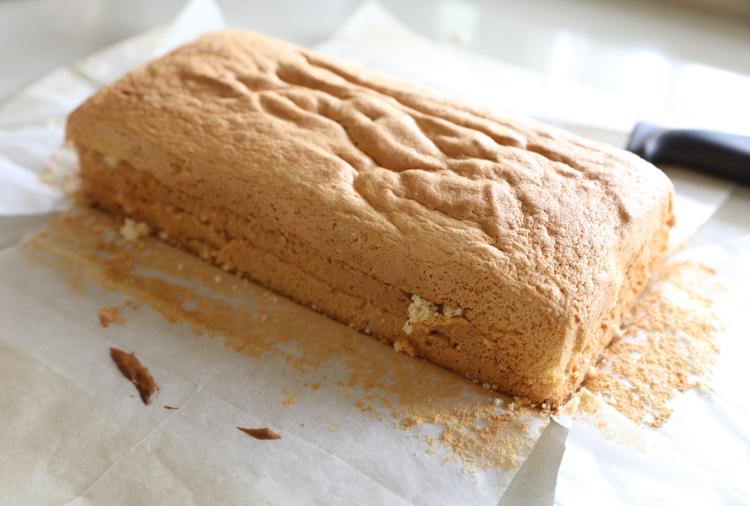 עוגת שכבות גבינה ופירות יער