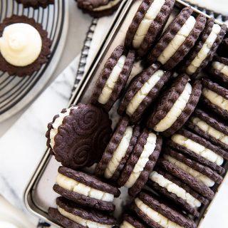 עוגיות אוראו ביתיות