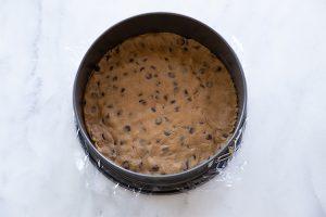 עוגת גבינה בראוני אוראו ובצק עוגיות