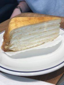 עוגת קרפ טוקיו