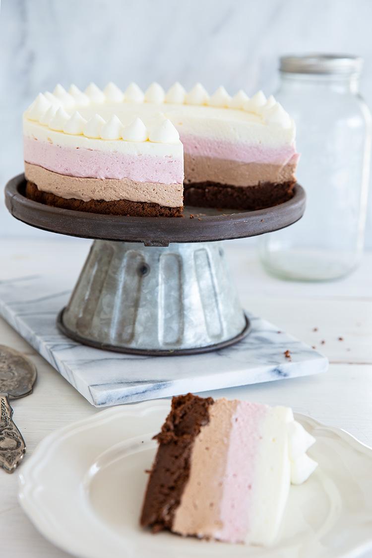עוגת גבינה נפוליטנית
