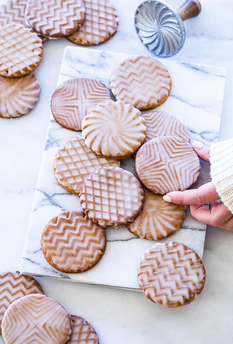 עוגיות דבש וג׳ינג׳ר
