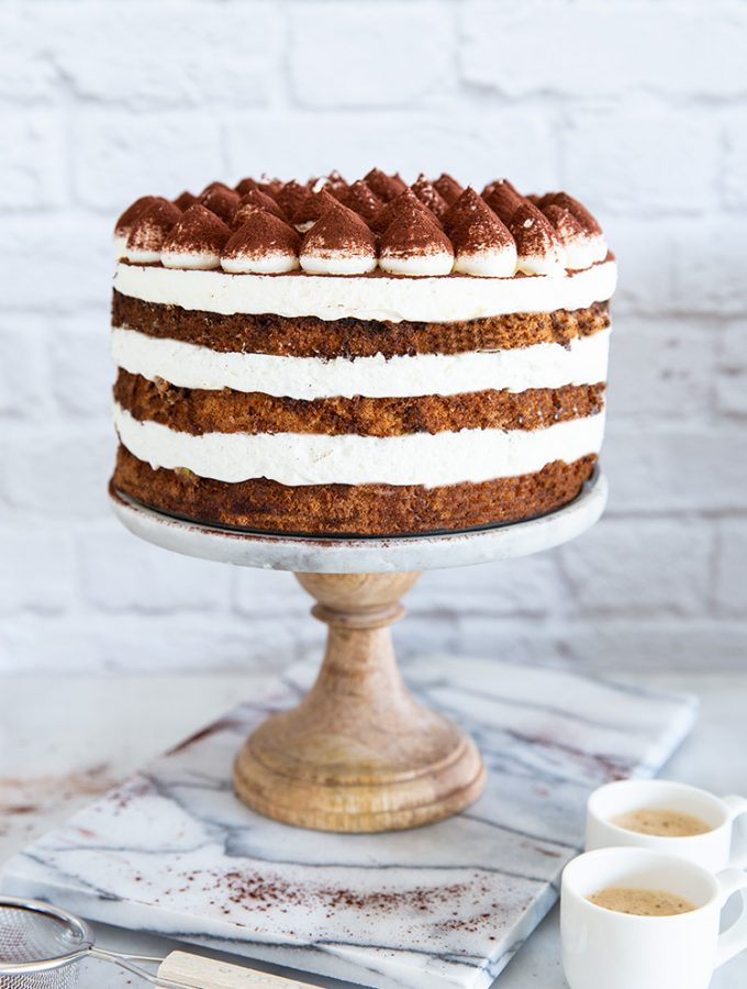 עוגת טירמיסו לפסח