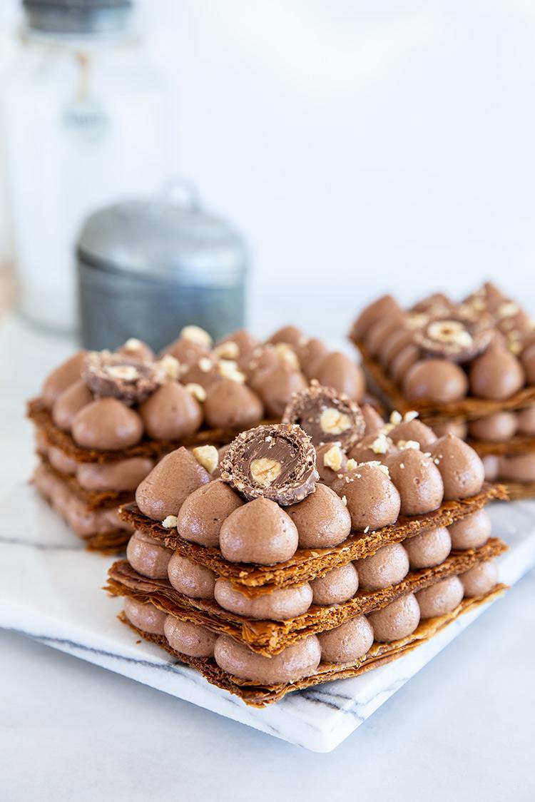 מילפיי שוקולד ואגוזי לוז