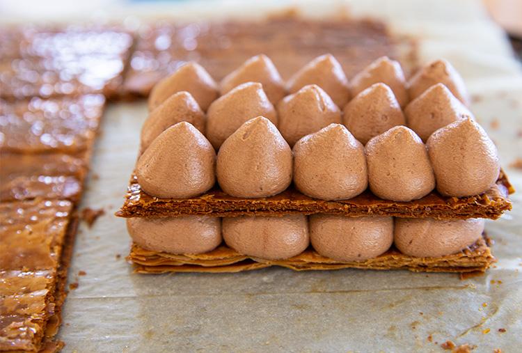 מילפיי שוקולד