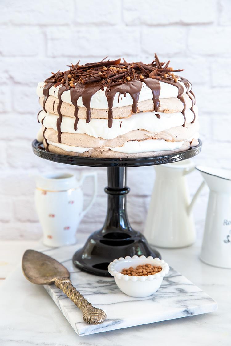 עוגת שכבות מרנג