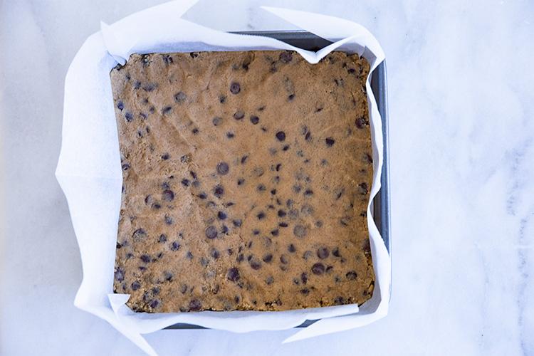 בראוניז אוראו ובצק עוגיות
