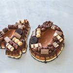 עוגת מספרים טריקולד