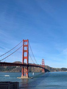 גשר הזהב. צילום: מיה שוקרון