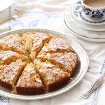 עוגת שקדים, קוקוס ותפוז לפסח