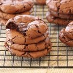עוגיות שוקולד פאדג' לפסח
