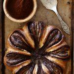 פרח שוקולד שמרים
